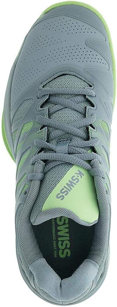 Abyss//Paradise Green, 8.5 K-Swiss Womens Ultrashot 2 Tennis Shoe