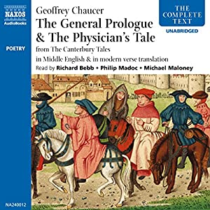 The General Prologue and The Physician's Tale Audiobook