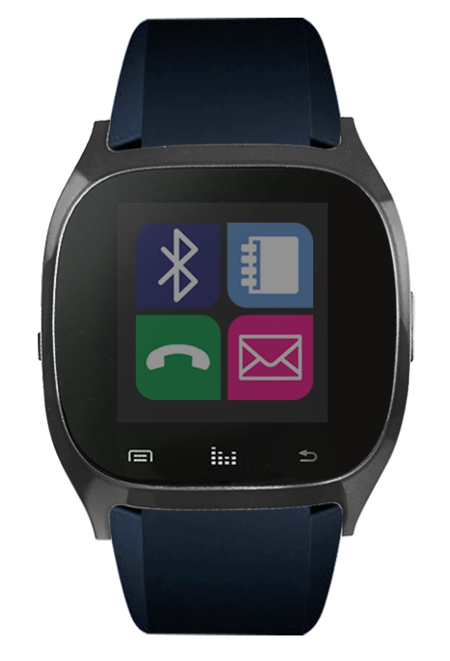 Amazon.com: iTECH Smart Watch Android & IOS Compatible: Cell Phones & Accessories