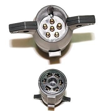7 Pin zu 6 Pin Klinge Stecker Konverter Hänger Adapter Stecker ...