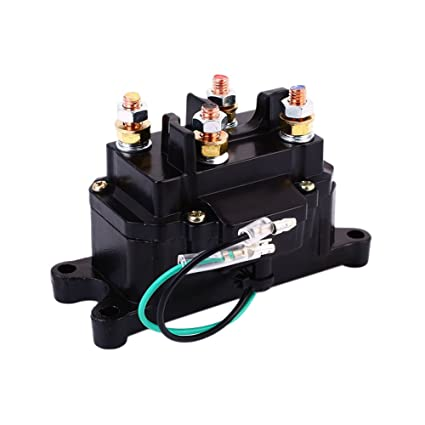 61VfOTJb6uL._SX425_ amazon com duoying solenoid relay switch solenoid relay controller