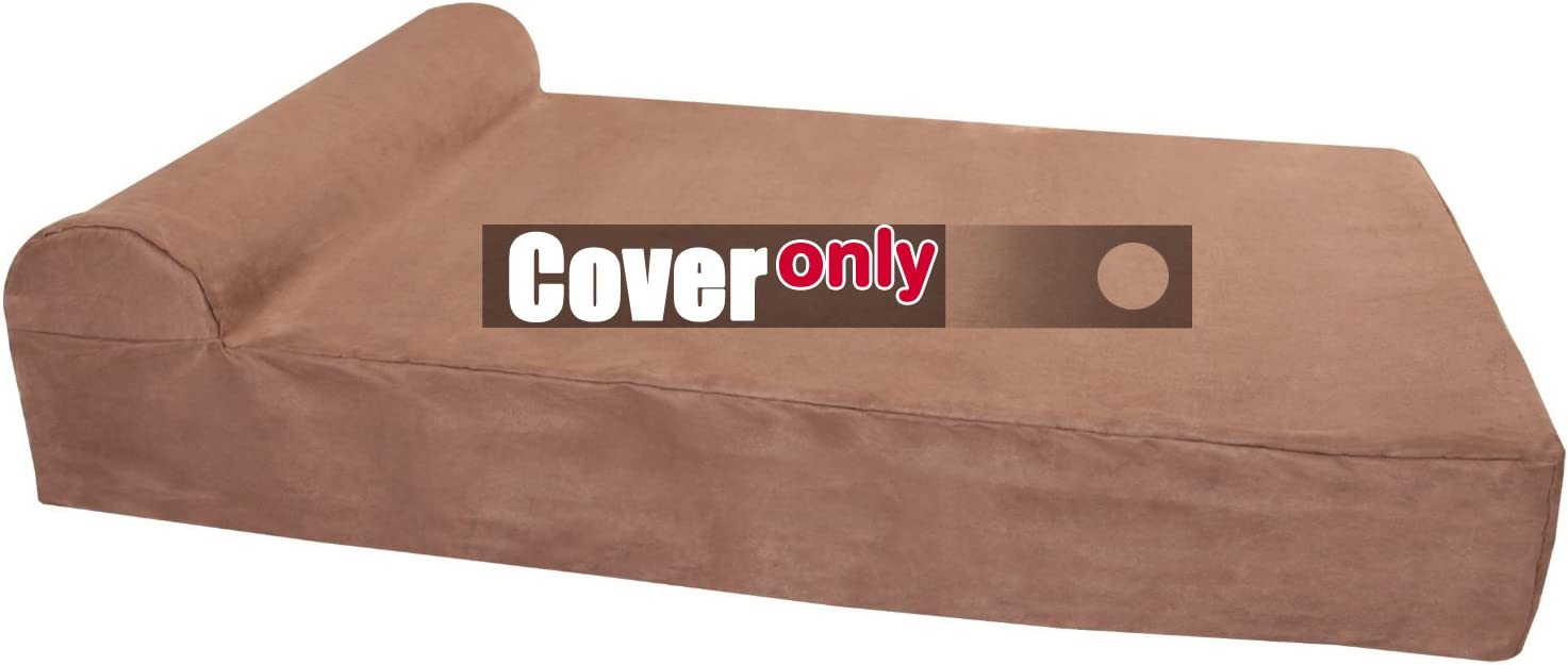 Big Barker Replacement Cover Headrest Edition