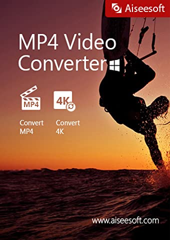 Aiseesoft MP4 Video Converter - convert any video file to the popular MP4 format used by digital camcorders, smart phones, tablets and video sharing websites (Phone Mp4)