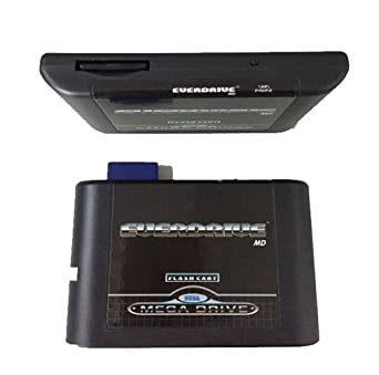 Everdrive Sega Megadrive MD genesis Flash Cart Mega Drive +