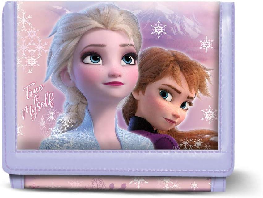 Frozen La Reine des Neiges Wind-Portefeuille