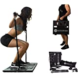 BodyBoss 2.0 - Full Portable Home Gym Workout Package + Resistance Bands - Collapsible Resistance Bar, Handles - Full…