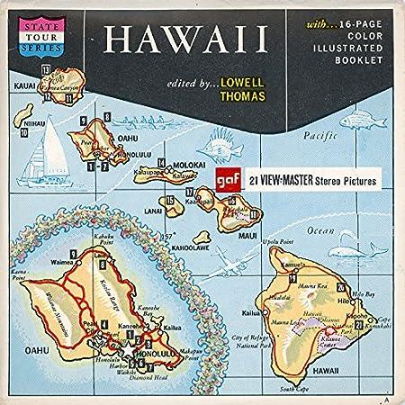 Trinidad View-Master Reel 586 Single Reel Port of Spain /& Asphalt Lake