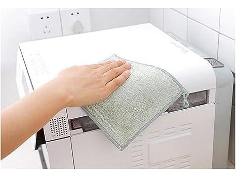 Toalla de Cocina 1 Pieza de Limpieza multifunción Ropa para Platos Paños de Limpieza de Pantalla