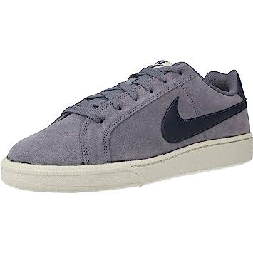 ZAPATILLAS NIKE Men's Nike Court Royale Suede Shoe 819802 006 (45) XgdCEC