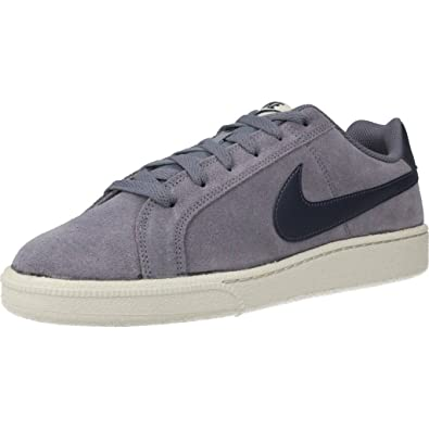 Nike Chaussures Court Royale Suede Chaussures de Sport Homme Noir Nike soldes iiqE1ib1V