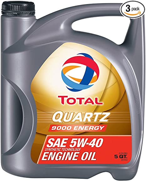 Total 5W-40 Engine Oil Lubricant