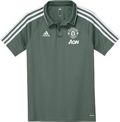 adidas Manchester United Polo Camiseta, Bebé-Niños: Amazon.es ...