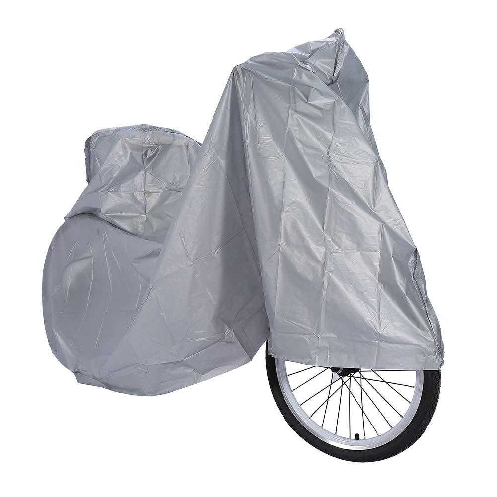 Protector Cubre Bicis Keenso Funda para Proteger Bicicleta Impermeable Moto
