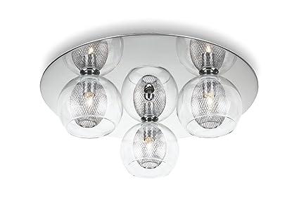 Plafoniere Quadrate Philips : Philips coda lampada da soffitto plafoniera per soggiorno salotto