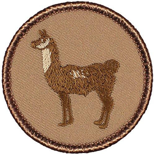 "UPC 767872631731, Llama Patrol Patch - 2"" Round!"