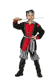 Wilbers Costume di carnevale, motivo: pirata, 7-8 anni 3642128