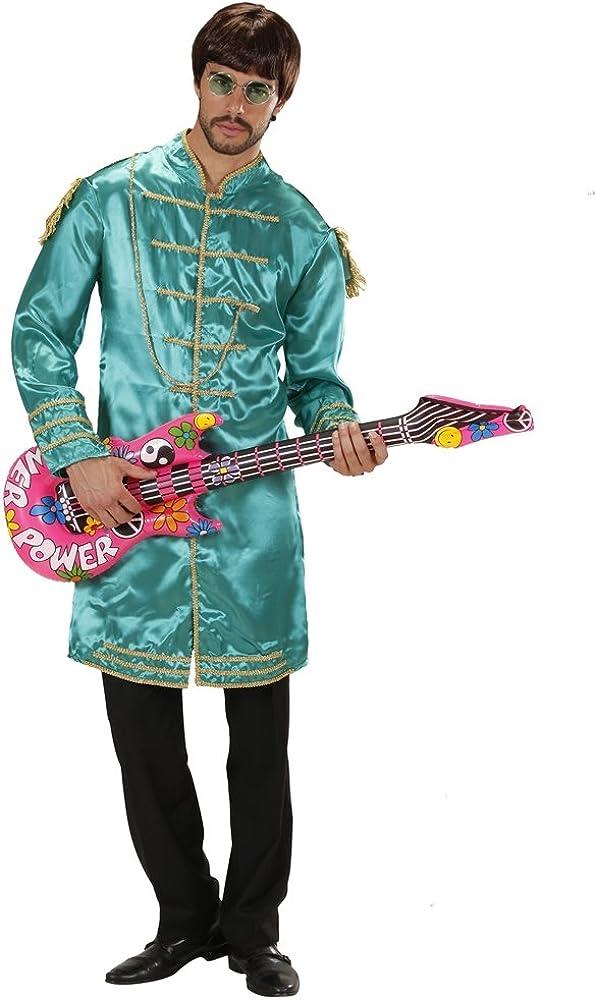 Disfraz de adulto para carnaval. Músico, años 60, Grupo musical ...