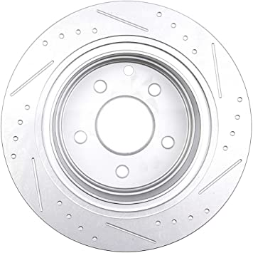 Brake Rotors,ECCPP 2pcs Rear Brake Discs Rotors Brakes Kits fit for 2002-2015 Nissan Altima,2011-2017 Nissan Juke,2004-2008 Nissan Maxima,2007-2017 Nissan Sentra