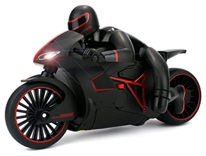 the flyers bay high speed professional rc motorcycle 24 ghz bike with built in gyroscope