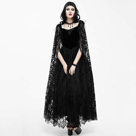 CDCDL Vestido de Traje Medieval gotico-Falda de Dos Piezas, Falda ...