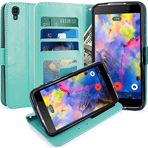 Alcatel LK Luxury Leather Protective
