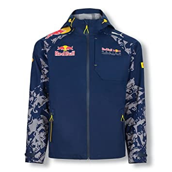 05c2ec16204 2016 Red Bull Racing F1 Formula 1 Teamline MENS RAIN JACKET WATERPROOF COAT  PUMA
