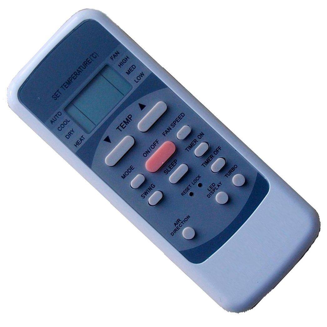 Generic Replacement Air Conditioner Remote Control for Midea R51M/E