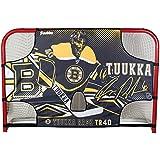 "Franklin Sports Tuukka RASK Tuukka Rask - Tuukka Tutor Hockey Shooting Target - Shooter Tutor Fits 72"" Goal - NHL Official Licensed Product"