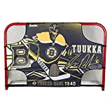 Franklin Sports Hockey Shooting Target - NHL - Tuukka Rask - Fits 72 Inch Goal