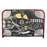 Franklin Sports Hockey Shooting Target - NHL - Tuukka Rask - Fits 72 Inch Goal