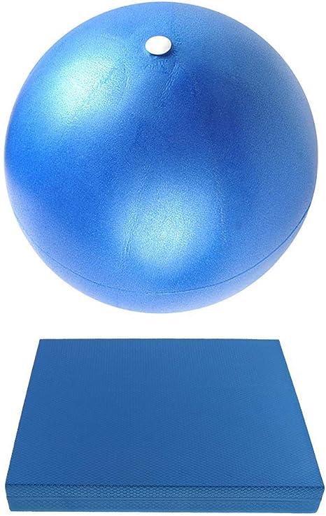 Backbayia - Balón de Yoga (Acolchado/Balance): Amazon.es: Deportes ...