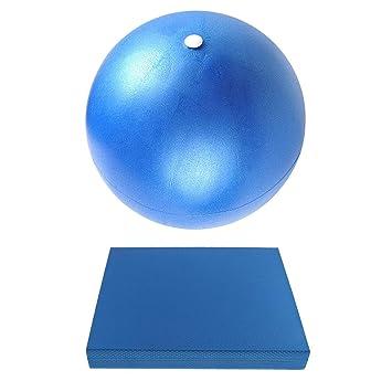 Backbayia - Balón de Yoga (Acolchado/Balance): Amazon.es ...