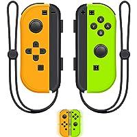 SINGLAND JoyCon Controller para Nintendo Switch, Wireless Joycon Sustitution for N - Switch, Controlador Remoto…