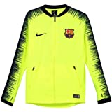 5f7a837a2e7 Nike 2018-2019 Barcelona Anthem Jacket (Volt) - Kids