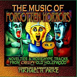 The Music of Forgotten Horrors Vol. 2!
