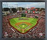 "Washington Nationals Park 2018 MLB All Star Game Stadium Photo (Size: 17"" x 21"") Framed"