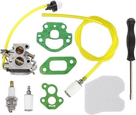 2x Luftfilter für Husqvarna 235 235E 236 240 240E Motorsäge 545061801