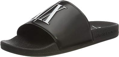 Logo Slip-on Slide Sandal Flip-Flop