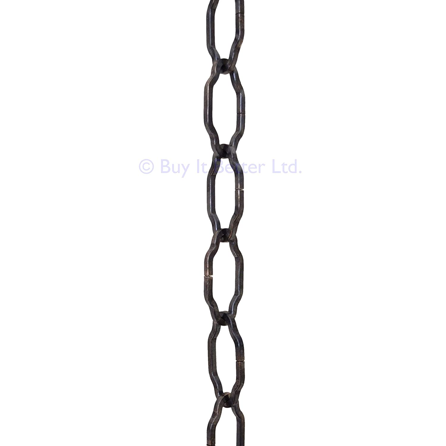 2m antique brass open link chain for chandelier lighting 2m antique brass open link chain for chandelier lighting 29x15mm ch 8 amazon lighting arubaitofo Gallery