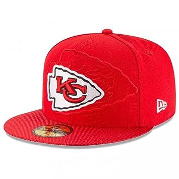 ce71629e4319f A NEW ERA Era NFL Sideline 59Fifty Kanchi OTC Gorra Línea Kansas City  Chiefs de Tenis