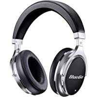 Bluedio F2 Bluetooth Headphones Active Noise Cancelling with Mic , Over Ear Wired and Wireless Headsets with Powerful…