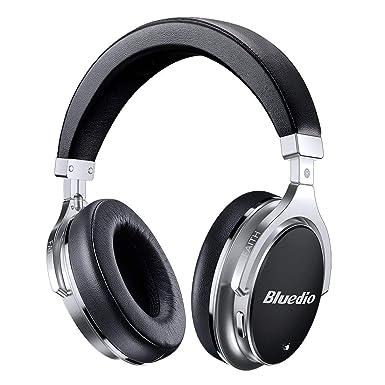 4d92475e947 Bluedio F2 Active Noise Cancelling Over-ear Business: Amazon.co.uk:  Electronics