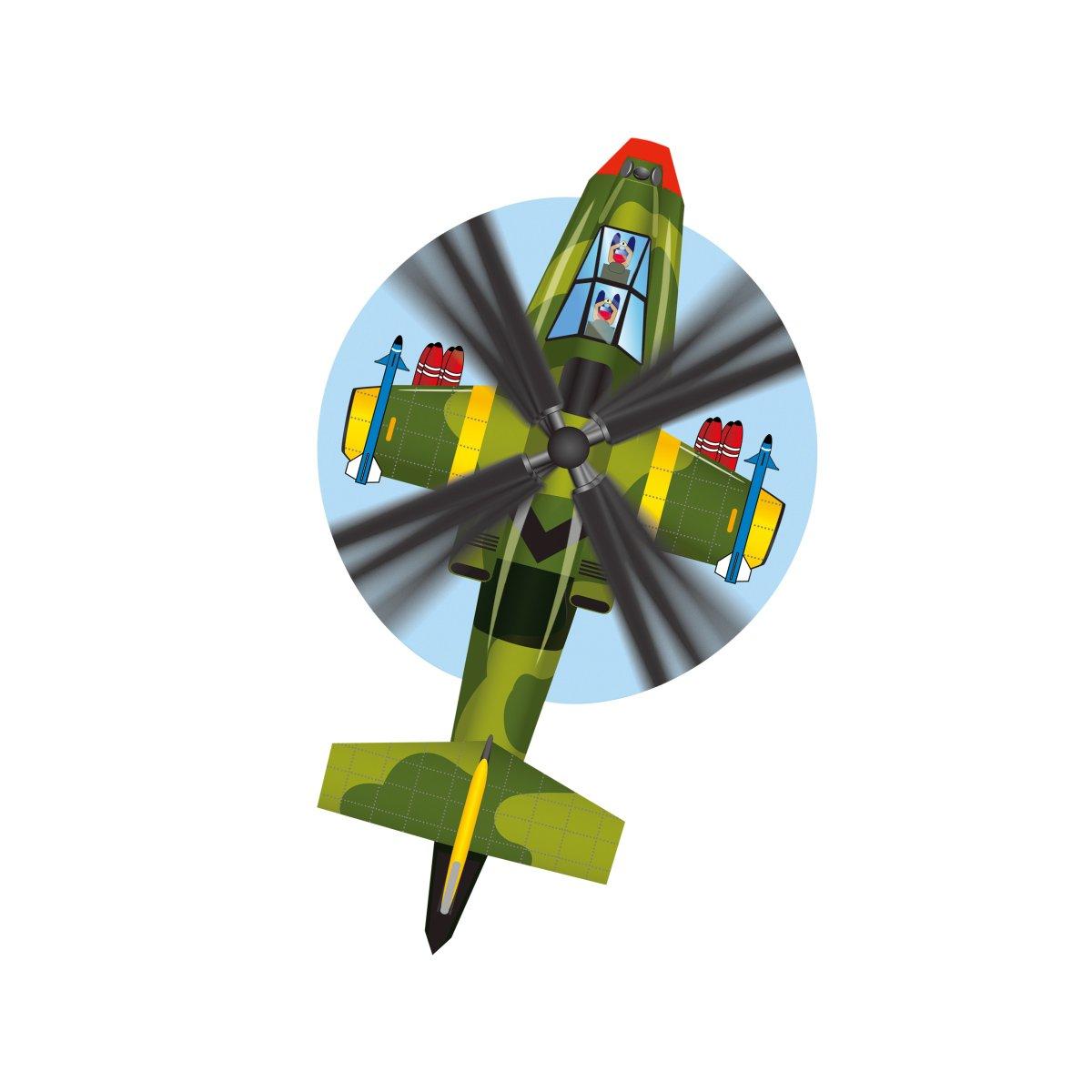 WindNSun FlightZone 54  Nylon Kite  Attack Copter