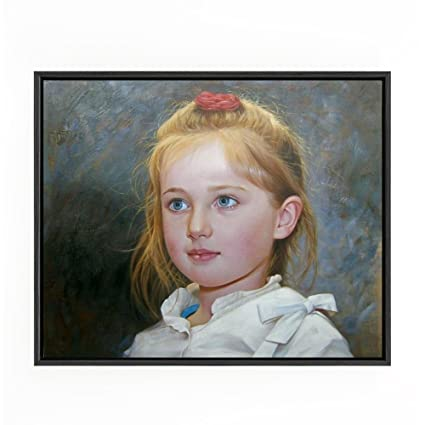 6a4ca6d421bf9 Custom Painting Hand-Painted Oil Portraits on Canvas from Your Photos  (20x24Inch 2person, Unframe)