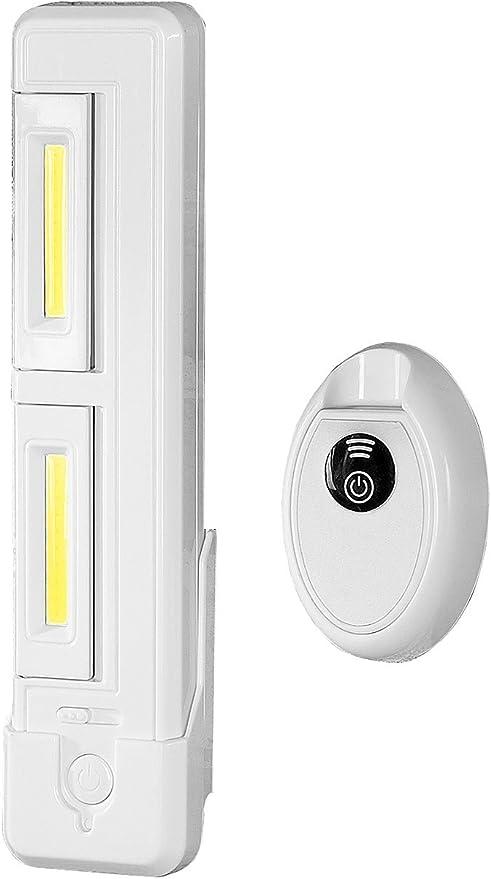 Lunartec Schrankinnenbeleuchtung: LED Schrank und
