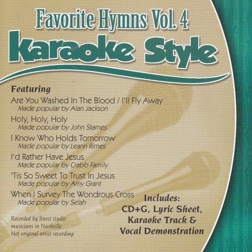 Daywind Karaoke Style: Favorite Hymns, Vol. 4 by Daywind