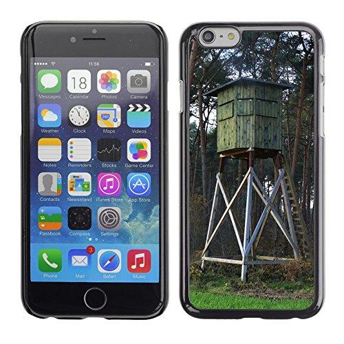 "Just Phone Cover Hard plastica indietro Case Custodie Cover pelle protettiva Per // M00138590 Hunter a été forestiers Hunter Hunts // Apple iPhone 6 6S 6G PLUS 5.5"""