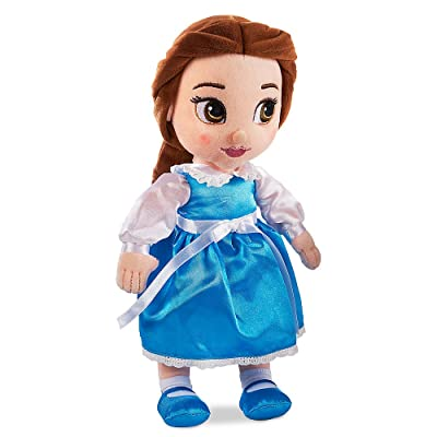 Disney Animators' Collection Belle Plush Doll - Small: Toys & Games
