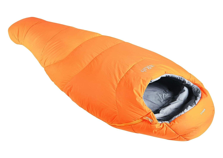 RAB Saco de Dormir Ignig 2, Color Flame, tamaño Cremallera Izquierda: Amazon.es: Deportes y aire libre