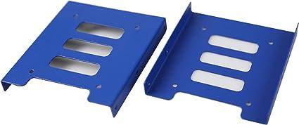 Hymeca - Soporte de Montaje para Disco Duro SSD de 2,5 a 3,5 ...